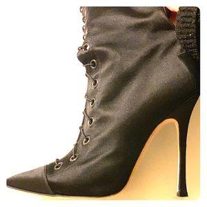 64c9edbf167 Manolo Blahnik Over the Knee Boots for Women